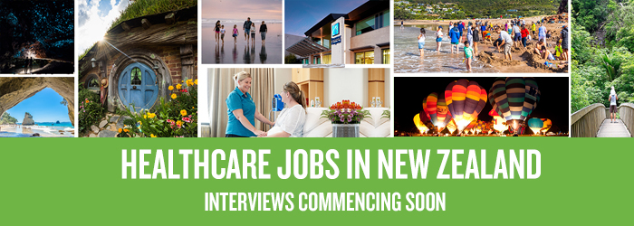 interviews for healthcare jobs in new zealand